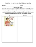 Fountas & Pinnell Classroom Interactive Read Aloud Respond To Text - Text Set 2
