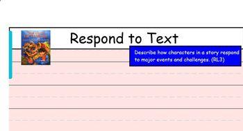 Fountas & Pinnell Classroom Interactive Read Aloud Text Set 10 Smart notebook