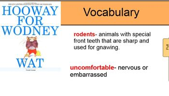 Fountas & Pinnell Classroom Interactive Read Aloud Text Set 15 Smart notebook
