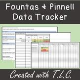 Fountas and Pinnell Running Record Trackers