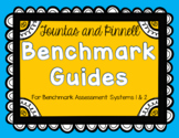 Fountas and Pinnell Benchmark Assessment System Guides