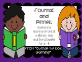 Fountas and Pinnell Cheat Sheet
