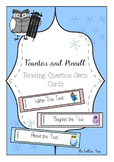 Fountas and Pinnell Comprehension Cards
