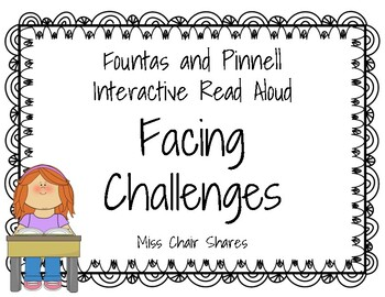 Fountas and Pinnell Interactive Read Aloud: Facing Challenges