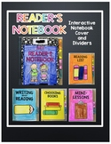 Fountas and Pinnell Reader's Notebook Cover and Dividers