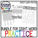 Fountas and Pinnell Sight Word BUNDLE (first 148 words)