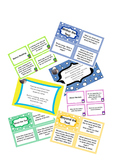 Fountas and Pinnell Type Comprehension Questions Fiction and Non fiction Bundle.