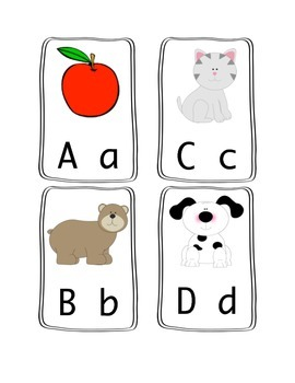Fountas and Pinnell Word Wall Headers
