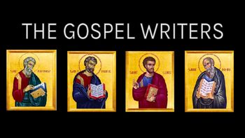 Four Christian Gospel Writers
