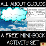 Clouds Booklet: A FREE Observations, Sketches, Research, Poetry and Writing Set
