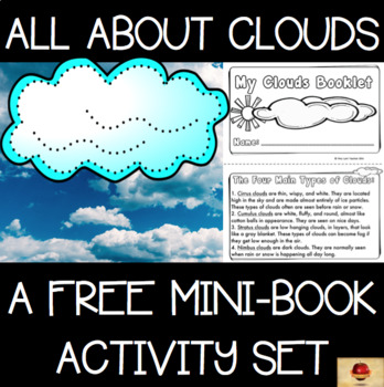 Clouds Booklet: A FREE Observations, Sketches, Research, P