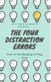Four Common Concentration Errors in Class: Strategies to Get Students on Track