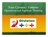 Four Corner Game for Patterns