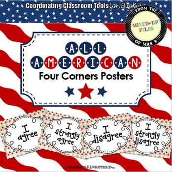 All American Four Corners Posters