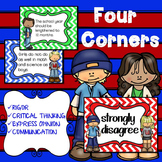 Four Corners (Critical Thinking)