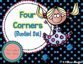 Four Corners - A Rhythm Assessment Game {Bundle} ‎