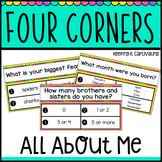 Four Corners All About Me