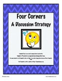 Four Corners Discussion Strategy Bundle