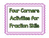 Four Corners Fraction Skills