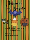 Four Corners Halloween Theme