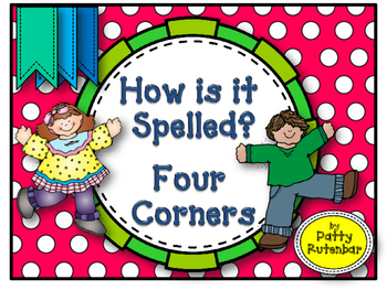 Four Corners - How is it Spelled?