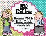 IREAD Classroom Interactive Practice (4 Corners Game) Begi