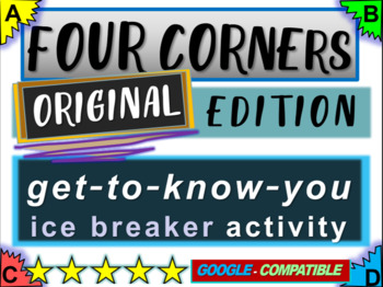 Four Corners - Ice Breaker