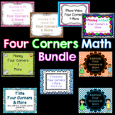 Four Corners Math Bundle