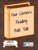 Four Corners Reading Book Talk