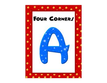 Four Corners Starter Pack