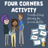 Four Corners Team Building Activity