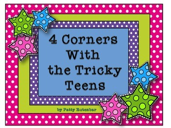 Four  Corners With Tricky Teens