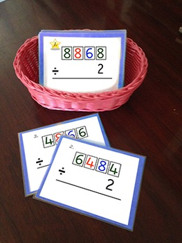 Four Digit Operations -- Division
