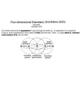 Four-Dimensional Diameters