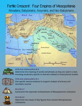 Four Empire of Mesopotamia