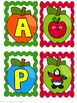 Four Fabulous  EARLY Apple Literacy Centers for Word Work