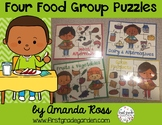 Four Food Group Puzzles {Health Centre}