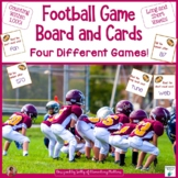 Football Games  Phonics and Counting for Second Grade