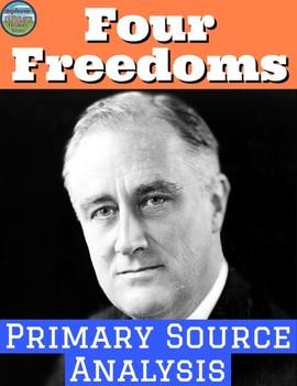 Four Freedoms Speech Primary Source Analysis