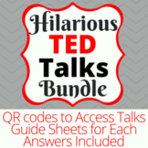 Hilarious Ted Talks Bundle