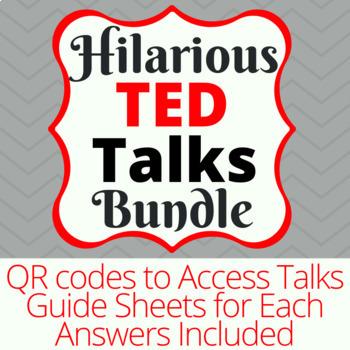 Hilarious Ted Talks Bundle