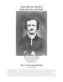 Four Horror Stories! by Edgar Allan Poe