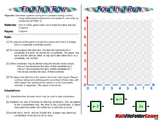 Four In a Row - Solving Equations Games