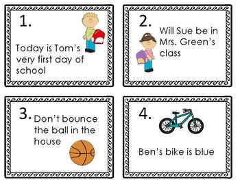 Four Kinds of Sentences--Mini-Unit