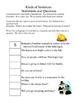 Four Kinds of Sentences -Thanksgiving - addresses CCSS ELA-Literacy.L.3 & L.4