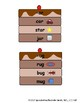 CVC Rhyming Four Layer Cake Game for Phonological Awareness