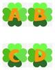 Four Leaf Clover Banner