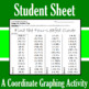 St. Patrick's Day - Find the Four-Leafed Clover - Coordinate Graphing Activity