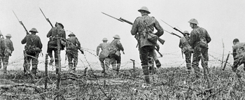 Four Lessons - Causes of the First World War