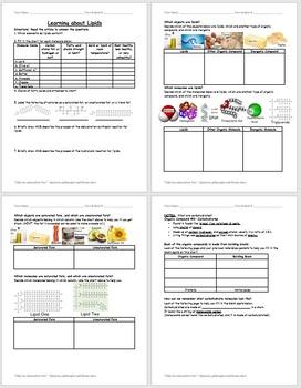 Bundle Introduction to Organic Molecules Series